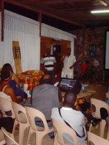 Restaurant Le Rambouillet, Port-Louis, 2009